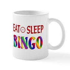 Eat Sleep Bingo Mug