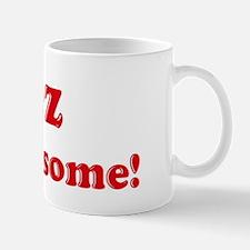 Fez is Awesome Mug