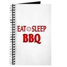 Eat Sleep BBQ Journal