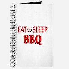Eat Sleep BBQ Journal