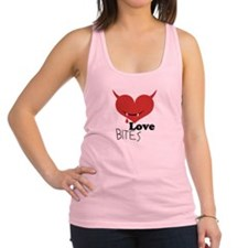 Love Bites Racerback Tank Top