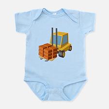 Forklift Infant Bodysuit