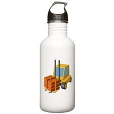 Forklift Water Bottle