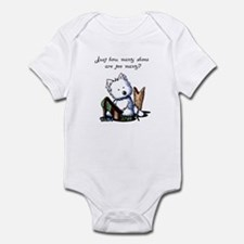 Shoe Diva Infant Bodysuit