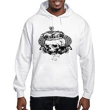 Skull crown Hoodie
