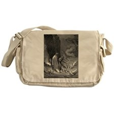 Gustave Dore - The Simonists Messenger Bag