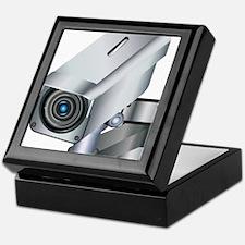 Security Camera Keepsake Box