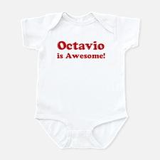 Octavio is Awesome Infant Bodysuit