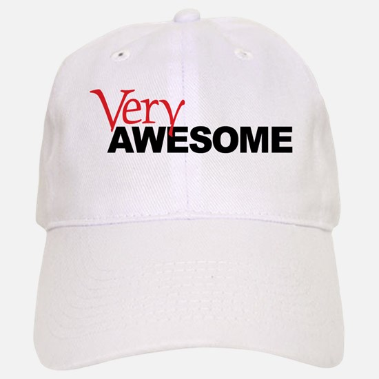 Very Awesome Baseball Baseball Cap