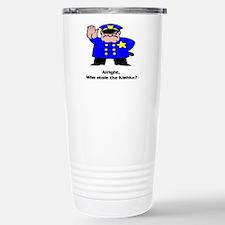 Cute Kielbasa Travel Mug