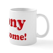 Antony is Awesome Coffee Mug