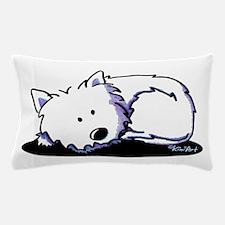 Nap Time Westie Pillow Case
