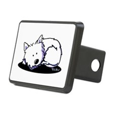 Nap Time Westie Hitch Cover
