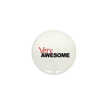 Very Awesome Mini Button (10 pack)