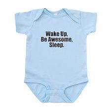 Wake Up Awesome Infant Bodysuit