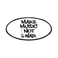 Make Music, Not War Patches