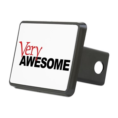 Very Awesome Rectangular Hitch Cover
