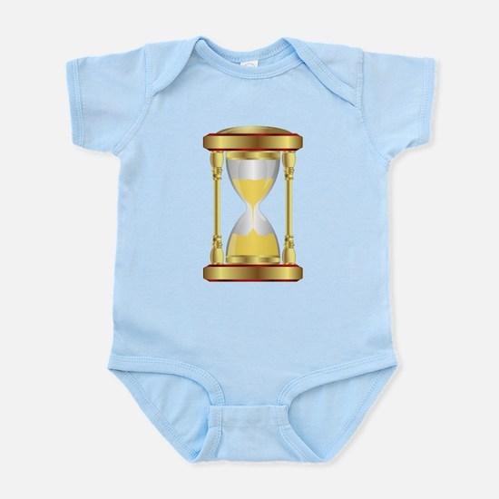 Hourglass Infant Bodysuit