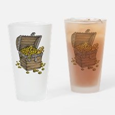 Treasure Drinking Glass