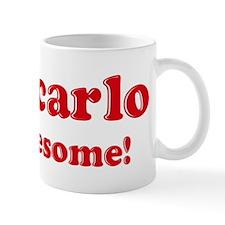 Giancarlo is Awesome Coffee Mug