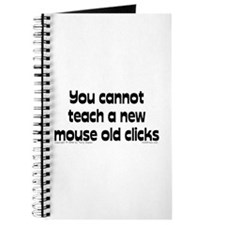 Mouse/Clicks Journal