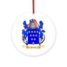 Archer (Warwick) Ornament (Round)