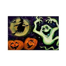 Spooky 11x17 Magnets