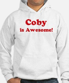 Coby is Awesome Hoodie