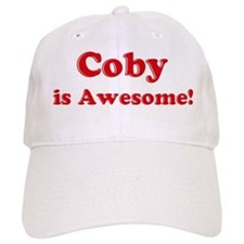 Coby is Awesome Cap