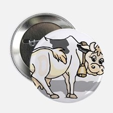 "Dairy Cow 2.25"" Button"