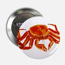 "King Crab 2.25"" Button"