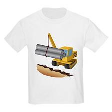 Construction Equipment T-Shirt