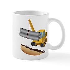 Construction Equipment Mug