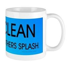 Unique Dive clean Mug