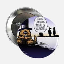 """Groundhog Day 2.25"""" Button"""