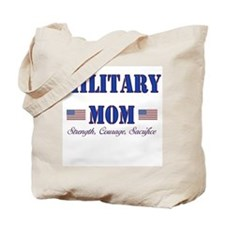 Military MOM Tote Bag