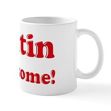 Quintin is Awesome Mug