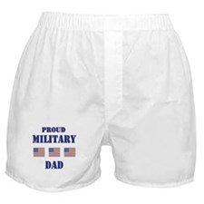 Military Dad Boxer Shorts