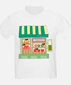 Produce Stand T-Shirt