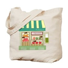 Produce Stand Tote Bag