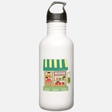 Produce Stand Water Bottle