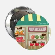 """Produce Stand 2.25"""" Button"""