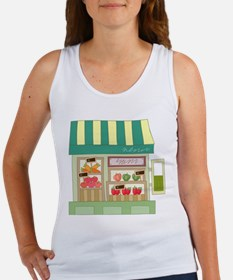 Produce Stand Women's Tank Top