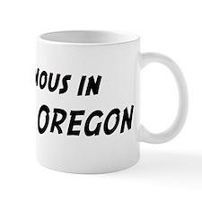 Famous in Astoria Mug