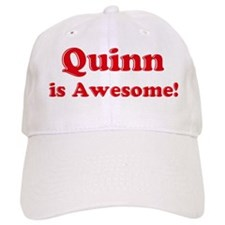 Quinn is Awesome Baseball Baseball Cap