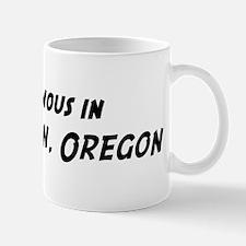 Famous in Burlington Mug