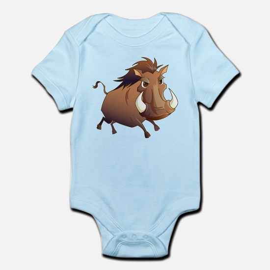 Wild Boar Infant Bodysuit