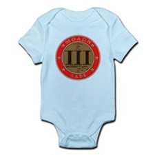 Come and Take It - Trace Red Infant Bodysuit