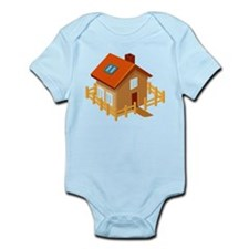 House Infant Bodysuit