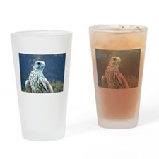 Falcon Drinking Glass